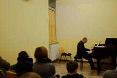 Lezioni-concerto e presentazioni, a. a. 2017/'18